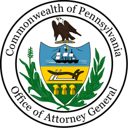 Pennsylvania Office of Attorney General - Logo