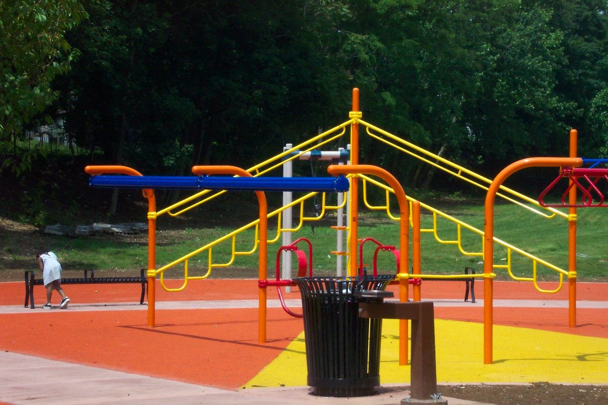 Martin Luther King Park - After - Play Area