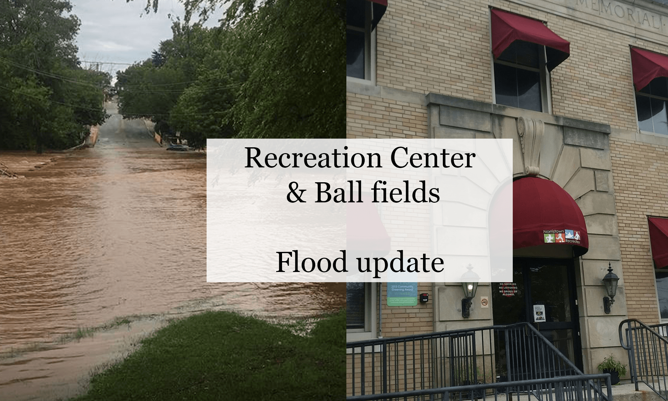 ball fields update